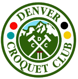 logo for the Denver Croquet Club