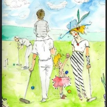 June 26th Croquet Scramble & Brunch