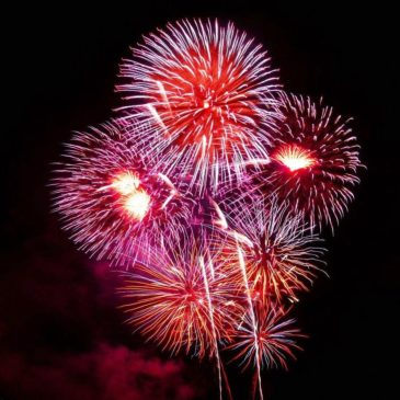 July 4th Picnic, Croquet & Fireworks 2016