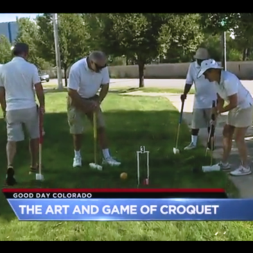 Fox Channel 31 Croquet Feature