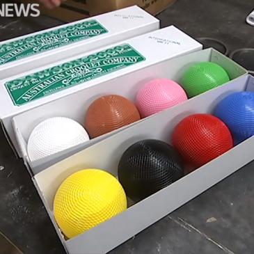 Dawson Croquet Balls Unveiling