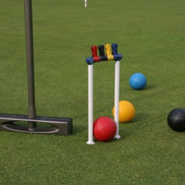 Golf Croquet Tournament