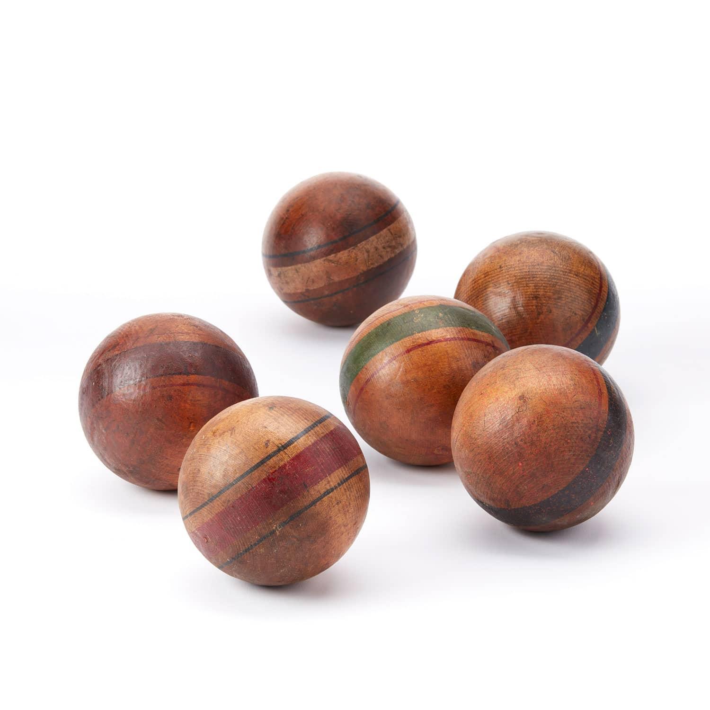 antique balls image