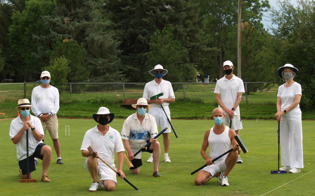 July 24th-25th American Croquet Tournament